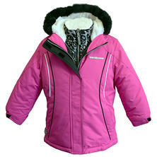 ZeroXposur Girl's 3-in-1 Systems Jacket