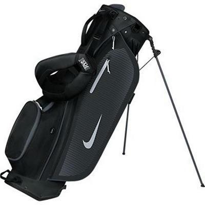 Nike Sport Lite Stand Golf Bag-White/Silver/Green/Blk