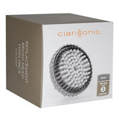 Clarisonic Replacement Brush Head, Body Brush (2 pk.)