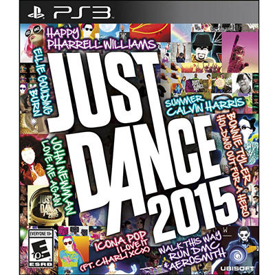 Just Dance 15 PS3