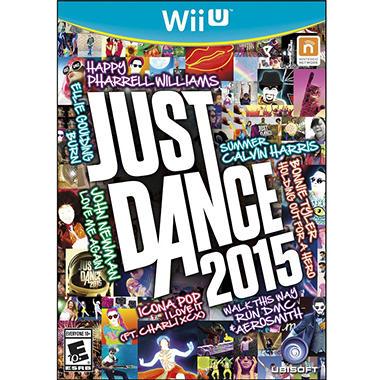 Just Dance15 Wii U