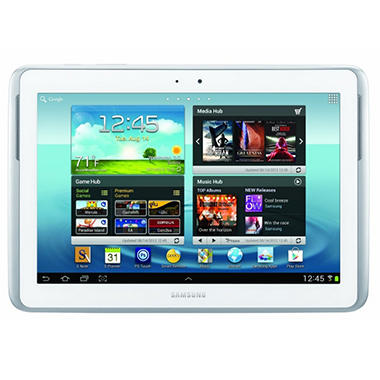 "Samsung Galaxy Note 16GB Tablet, 10.1"" - Gray or White"