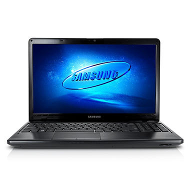 Samsung Series 3 Laptop Computer, Intel® Core™ i5-3210M, 8GB Memory, 750GB Hard Drive, 15.6