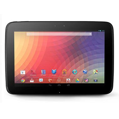 *$469 after $30 Instant Savings* Google Nexus 10 32GB Tablet