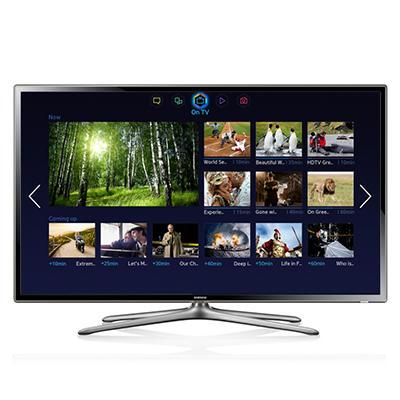 "55"" Samsung LED 1080p CMR 240 Smart HDTV w/ Wi-Fi"
