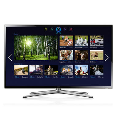 "60"" Samsung LED 1080p CMR 240 Smart HDTV w/ Wi-Fi"