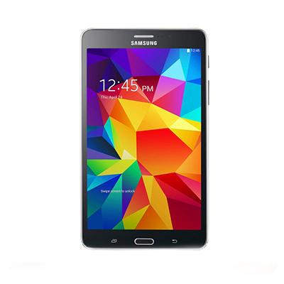"""7"""" Samsung Galaxy Tab 4- 8GB Black (8GB MicroSD Card included)"""