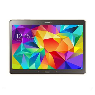 "10.5"" Samsung Galaxy Tab S- 16GB Titanium Bronze"