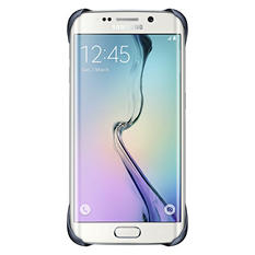 Samsung Protective Cover for Samsung Galaxy S6 Edge - Black Sapphire
