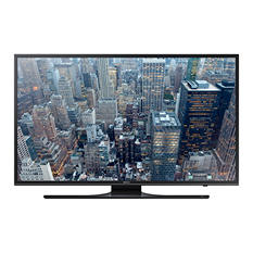 "Samsung 40"" Class 4K Ultra HD LED Smart TV - UN40JU650DAFXZA"