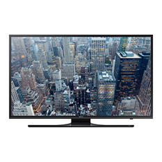 "Samsung 50"" Class 4K Ultra HD LED Smart TV - UN50JU650DFXZA"