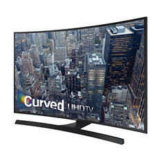 "Samsung 48"" Class Curved 4K Ultra HD LED Smart TV - UN48JU6700FXZA"