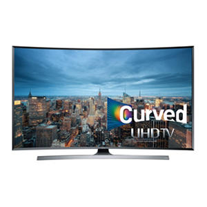 "Samsung 78"" Class Curved 4K Ultra HD LED Smart TV - UN78JU7500FXZA"