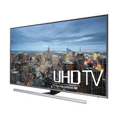 "Samsung 65"" Class 4K Ultra HD LED 3D Smart TV - UN65JU7100FXZA"