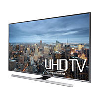 "Samsung 75"" Class 4K Ultra HD LED 3D Smart TV - UN75JU7100FXZA"