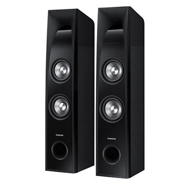 Samsung 2.2 Channel 350 Watt SoundTower Speakers w/ Built-in 6