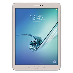 "8"" Samsung Galaxy Tab S2 - 32GB Gold w/ Book Cover"