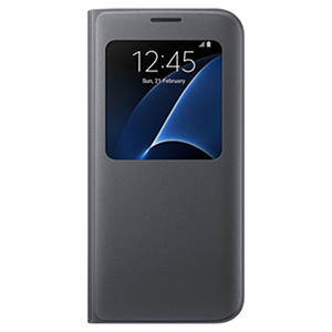 Samsung Galaxy S7 Edge Case S-View Flip Cover