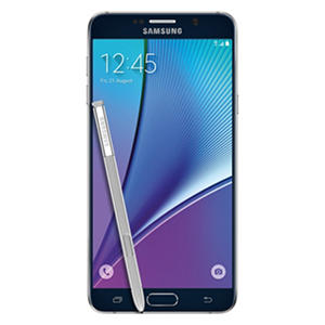 Samsung Galaxy Note 5 32GB Black Sapphire - Verizon