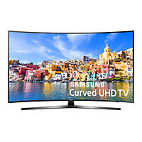 "Samsung 78"" Class Curved 4K Ultra HD Smart LED TV - UN78KU750D"
