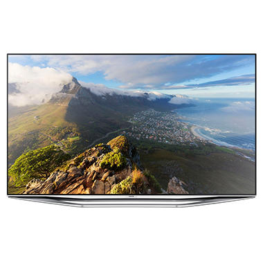 "65"" Samsung LED 1080p 3D Smart HDTV"