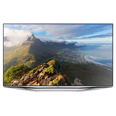 "65"" Samsung LED 1080p 3D Smart HDTV w/ Wi-Fi"