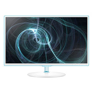Samsung Simple LED 23.6? Monitor with White/Blue ToC Finish