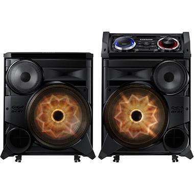 samsung mx hs8500 giga sound system sam 39 s club. Black Bedroom Furniture Sets. Home Design Ideas