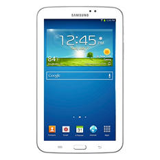 "Samsung Galaxy Tab 3 7"" - White or Golden Brown"
