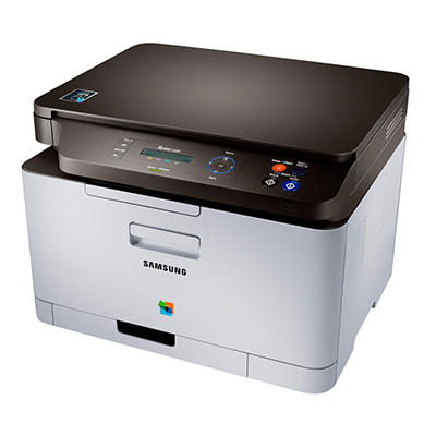 *$172.00 after $25 Tech Savings* Samsung C460W Multi Function Color Printer with NFC printing