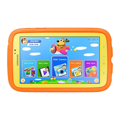 """Samsung Galaxy 7"""" Tablet for Kids"""