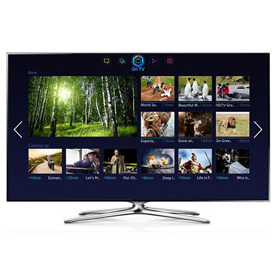"60"" Samsung LED 1080p 240Hz 3D Smart HDTV"
