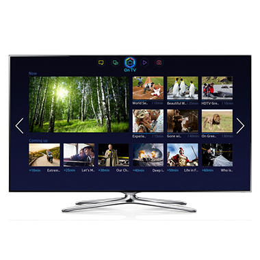 "65"" Samsung LED 1080p CMR 720 3D Smart HDTV"