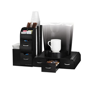 "Mind Reader ""Combine"" K-Cup Drawer and Condiment Organizer"