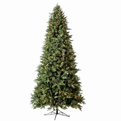 Member's Mark 9' Pre-Lit Norway Spruce Christmas Tree