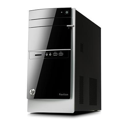 HP Pavilion 500-017c Desktop Computer, AMD A8-5500, 8GB Memory, 1TB Hard Drive
