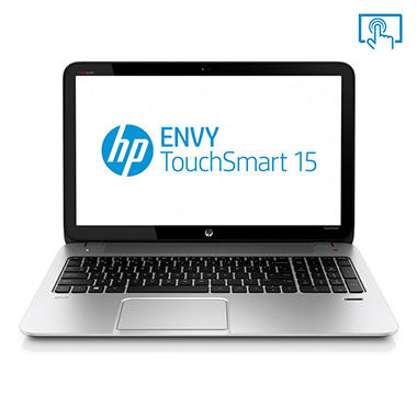 "HP Envy 15-j050US 15.6"" Laptop Touchscreen Computer, Intel Core i7-4700MQ, 8GB Memory, 1TB Hard Drive"