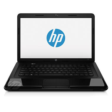 "HP 2000-2d27CL 15.6"" Laptop Computer, AMD A6-5200, 4GB Memory, 500GB Hard Drive"