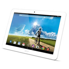 "10.1"" Acer Iconia Tab 10 w/ Portfolio Case - White 16GB"