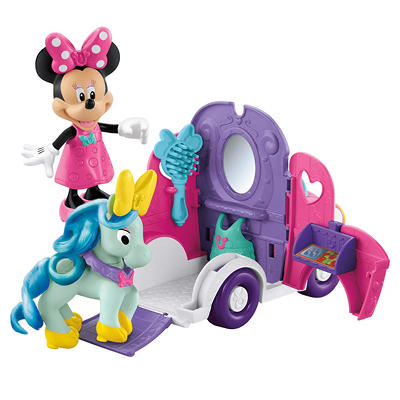 Fisher-Price Disney Minnie Mouse Deluxe Pony Show Stable