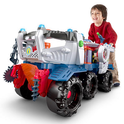Imaginext Supernova Battle Rover