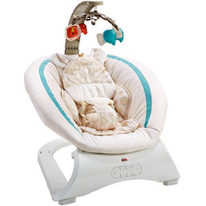 Fisher Price Deluxe Bouncer, Soothing Savanna