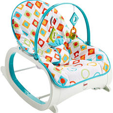 Fisher Price Infant-to-Toddler Rocker, Geo Diamonds