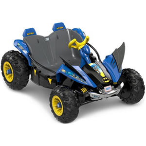 Power Wheels Batman Dune Racer 12V