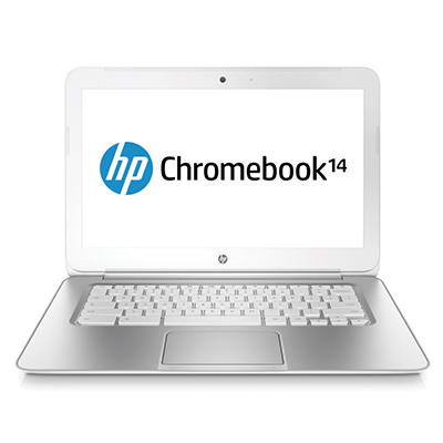 "HP Pavilion 14-Q070nr 14"" Chromebook, Intel Celeron 2955U, 4GB Memory, 16GB Hard Drive with T-Mobile 4G Service for 2 Years"