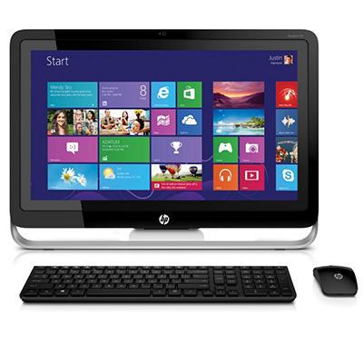 "HP Pavilion 23-h017c 23"" Touchscreen Desktop Computer, Intel Core i3-4330T, 8GB Memory, 1TB Hard Drive"