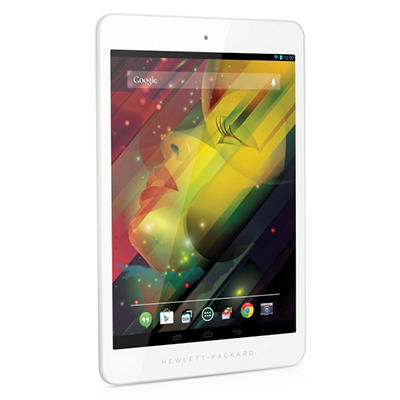 "7.85"" HP 8 1401US Tablet- 16GB"