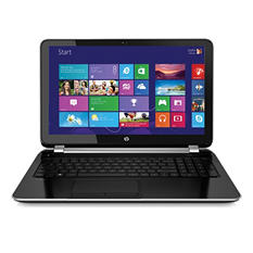 "HP Pavilion 15-N207CL 15.6"" Touch Laptop Computer, AMD A10-4655M , 8GB Memory, 1TB Hard Drive"