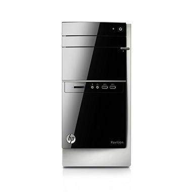 HP Pavilion 500-291 Desktop Computer, Intel Core i3-4130, 4GB Memory, 1TB Hard Drive