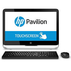 "HP Pavilion 23-p017c 23"" All-in-One Touch Desktop Computer, Intel Core i5, 6GB Memory, 1TB Hard Drive"